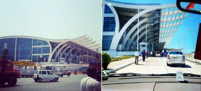 Аэропорт Даболим в Гоа