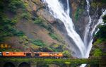 Водопады на Гоа: Дудхсагар, Арвалем, Вазира иСакхла
