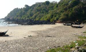 Пляж Тальпона / Talpona beach