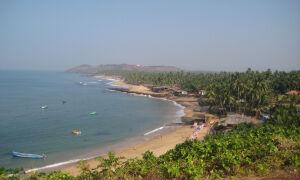 Пляж Анджуна / Anjuna beach