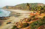 Пляж Вагатор в Гоа