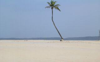Пляж Уторда / Utorda beach