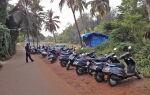 Особенности аренды транспорта на Гоа