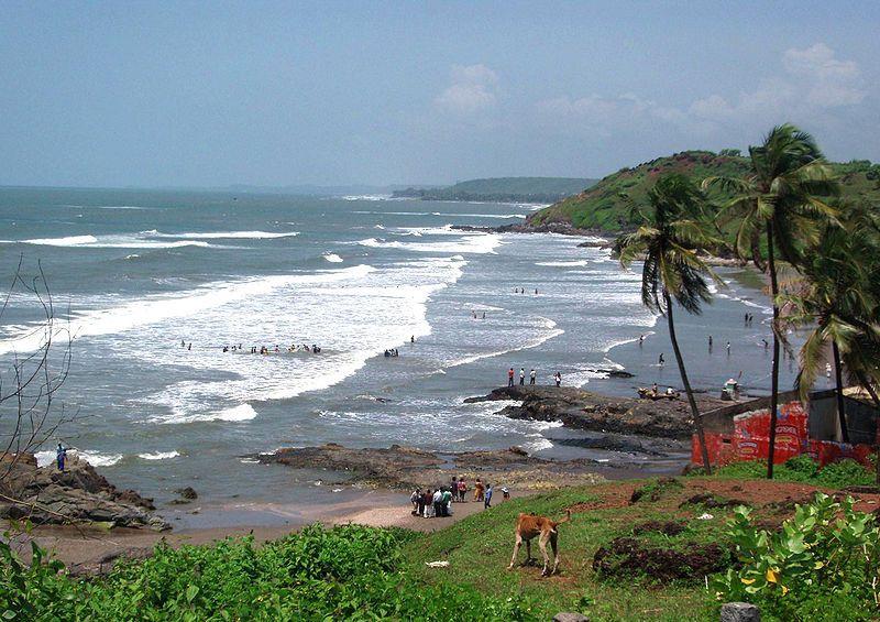 Картинки по запросу пляж анджуна